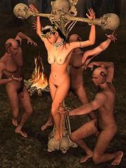 Shy Sex Expert Penetrates A Sorceresss Asshole^3d Bdsm Adult Enpire 3d Porn XXX Sex Pics Picture Pictures Gallery Galleries 3d Cartoon